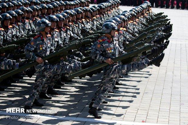 هفتادمين سالروز تاسيس کره شمالي
