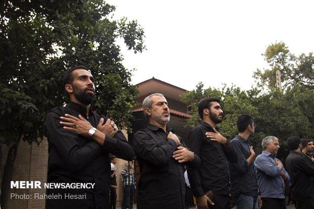 لقاء متبعي الطريق الحسيني في كركان مع بداية محرم