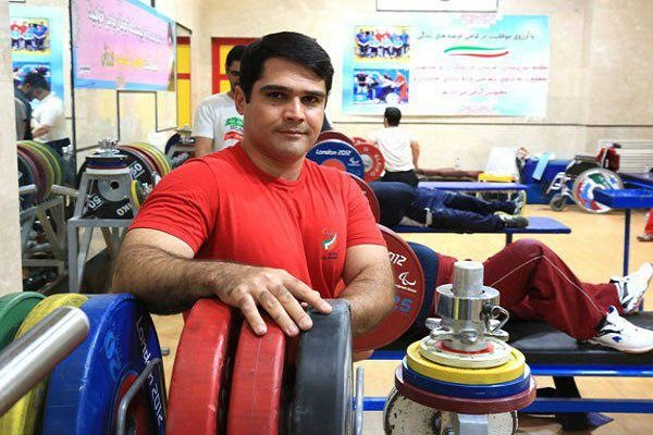 Iran's Moradi earns silver in Asian para powerlifting event