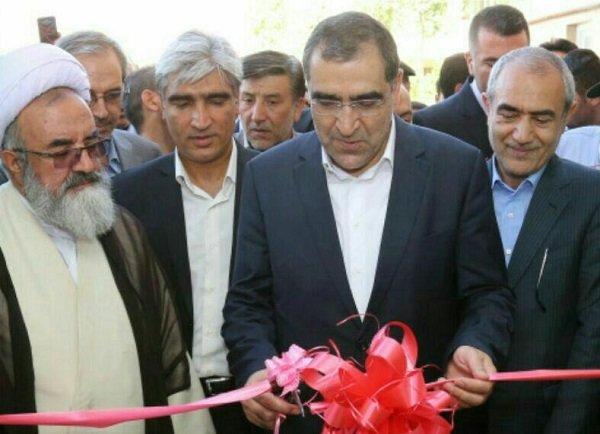 بخش اطفال بیمارستان شهید بهشتی مراغه با ۵۶ تخت افتتاح شد