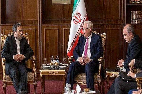 Iran, Russia deputy FMs confer on JCPOA