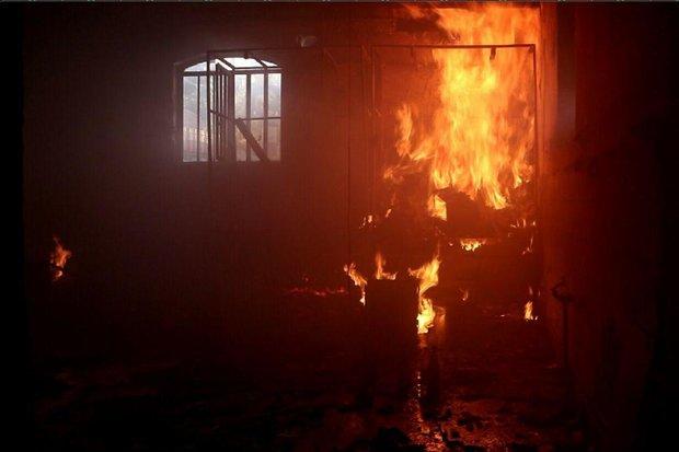 اسلام آباد کے اتوار بازار میں آگ لگ گئی