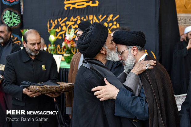 Mashhad prepares for Muharram mourning