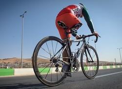 کسب مدال برنز دوچرخه سوار معلول آذربایجان شرقی در مسابقات کشوری