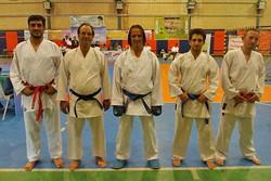کاراتهکاهای قمی ۵ مدال مسابقات ناشنوایان کشور را کسب کردند