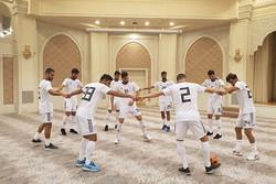 ریکاوری تیم ملی فوتبال