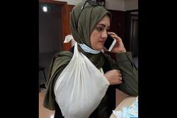 مجروح شدن خبرنگار العالم در تیراندازی نظامیان صهیونیستی