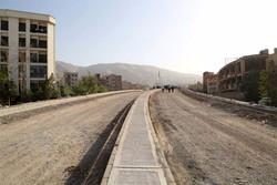 ادامه بزرگراه «صیاد شیرازی» به «ارتش» ابتدای مهر بازگشایی می شود