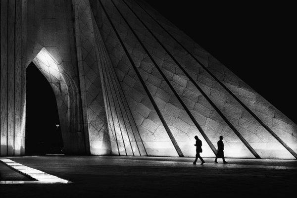 عکاسان ایرانی برگزیده جشنواره آراد رومانی