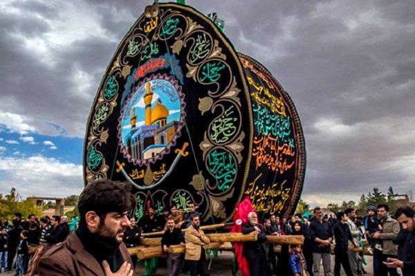 طهران تتحضر لحلول شهر محرم الحرام