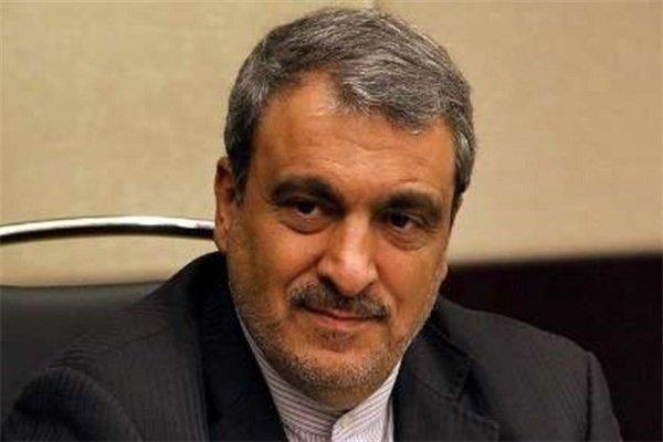 إيران أدت دورا كبيرا في مكافحة الإرهاب داخل العراق وسوريا وأفغانستان.
