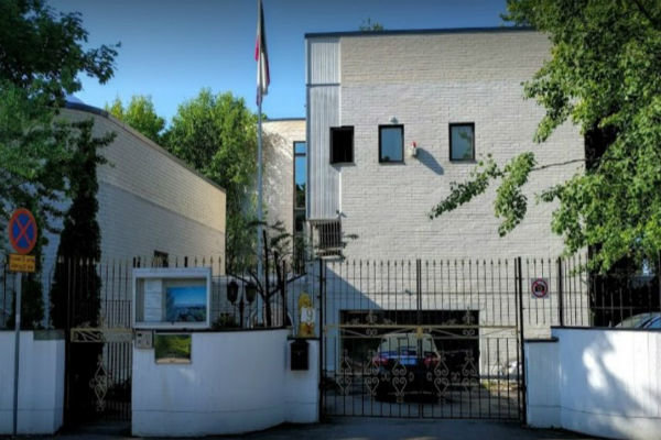 Finnish Police arrest four in relation to Monday attack on Iran embassy