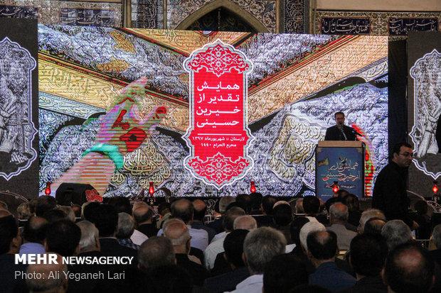 سفر علی لاریجانی رئیس مجلس شورای اسلامی به لارستان
