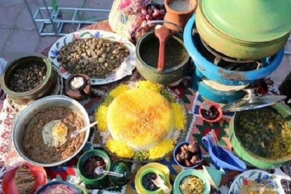 جشنواره غذاهای بومی و محلی در فومن برگزار شد