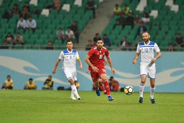 İranlı futbolcudan Irak maçı açıklamsı