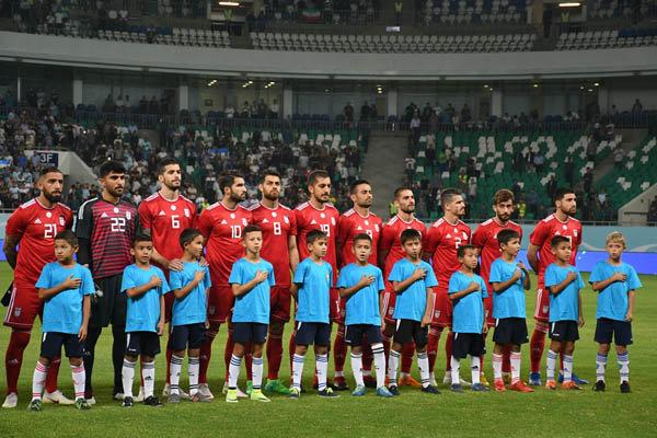 إيران الأول آسيويا في أحدث تصنيف عالمي للاتحاد الدولي لكرة القدم