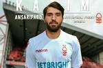İranlı golcü Karim Ansarifard Nottingham Forest'le anlaştı