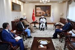 تعامل دانشکده های الهیات ترکیه با دانشگاه مذاهب اسلامی