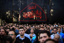 تہران میں انجمن رایۃ العباس میں عزاداری کا سلسلہ جاری
