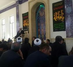 مساجد سنگر و مرکز تصمیمگیری جامعه اسلامی هستند