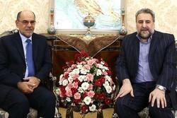 سفیر افغانستان با رئیس کمیسیون امنیت ملی مجلس دیدار کرد