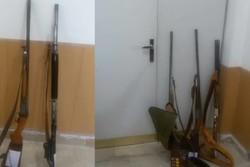 اسلحه های غیرمجاز مردم آذربایجان غربی حیات وحش را تهدید می کند
