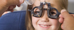 Vision screening test for children to begin in Oct.