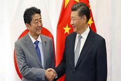 نخستوزیر ژاپن به دیدار رئیسجمهوری چین میرود