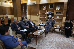 استاندار قزوین برای حل مشکل مسکن خبرنگاران دستور داد