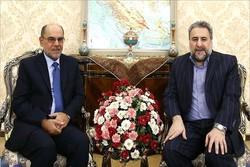 فلاحتپیشه با سفیر افغانستان در تهران، دیدار و گفتگو کرد
