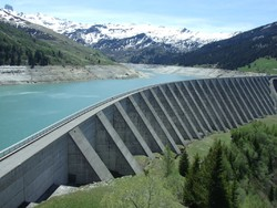 Pakistan dam