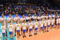 والیبال ایران بدون تغییر در  جایگاه هشتم جهان باقی ماند