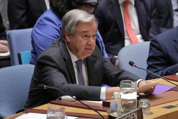«آنتونیو گوترش» خواستار «حراست از غیرنظامیان» در ادلب سوریه شد