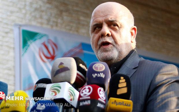 افتتاح ساختمان جدید کنسولگری ایران در بصره