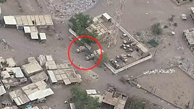 اليمن.. سلاح الجو المسير يستهدف غرفة عمليات العدوان