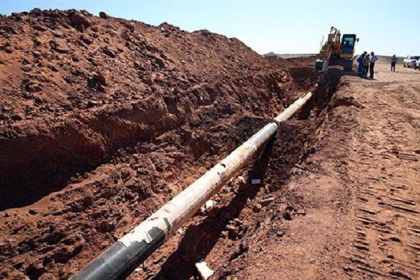 اجرای ۸۰۰ کیلومتر خط انتقال گاز تا پایان امسال