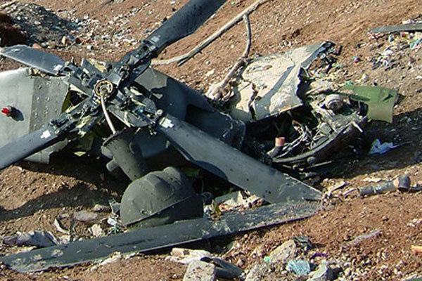 استنبول میں فوجی ہیلی کاپٹر گر کر تباہ