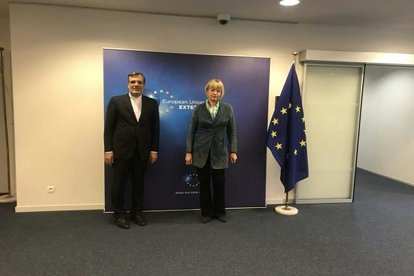 Iran, Europe discuss developments in Syria, Yemen