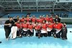 Asya Inline Hokey Şampiyonası'nda İran'dan bir ilk