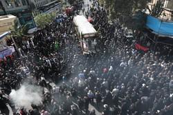 از شلمچه تا تهران؛ پرچم آرمانگرایی همچنان برافراشته است