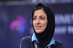 """""""شهرزاد مظفر"""" مدربة ايرانية تقود منتخبات الكويت لكرة الصالات"""