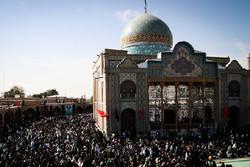قزوین در رحلت پیامبر اکرم(ص) به سوگ نشست