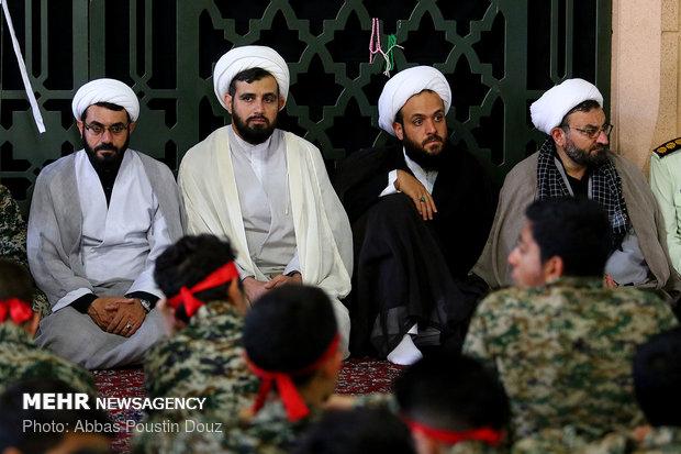رزمایش سپاهیان محمد رسول الله در اصفهان