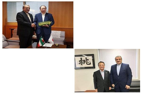 اليابان شريك مهم لإيران في السياسة الخارجية ونرحب بدورها في مكافحة الارهاب