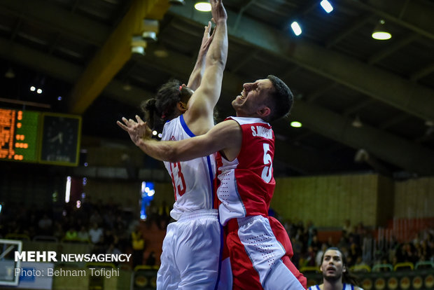 Iran loses to Australia at FIBA Basketball World Cup 2019 Qualifiers