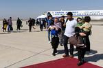 Payam International Airport opens passenger terminal