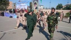 رزمایش اقتدار عاشورایی بسیج در مازندران آغاز شد