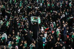 ایران کے مختلف صوبوں میں حسینی شیر خوار بچوں کی تقریب (1)