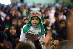 İran'da Hz. Ali Asger'i anma günü