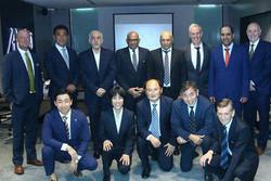 جلسه کمیته جوانان AFC با حضور محمد دادکان برگزار شد